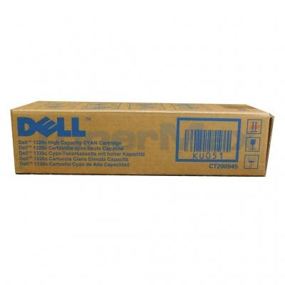 DELL 1320C TONER CARTRIDGE CYAN 2K